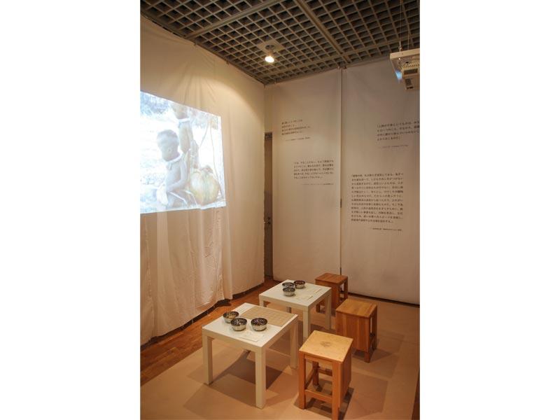 生活工房「時間をめぐる、めぐる時間の展覧会」