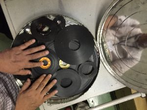 ECフィルムの保管庫には未整理のフィルムも多い。これらの整理・研究も今後の課題だ。