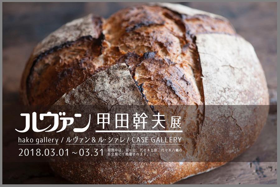 ルヴァン 甲田幹生展にて上映